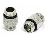 "Water Cooling Hose Adapter G1/4"" - Rotary to G1/4"" Extender"