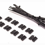 Wire Management - Cable Tie Mount 1 - 10 Pack