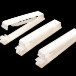 Wire Management - Flat Cable Clamp - 3 Pack
