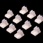 Wire Management - Wire Mount 10 - 10 Pack
