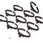 Wire Management - Wire Mount 11 - 10 Pack