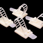 Wire Management - Wire Mount 7 - 4 Pack