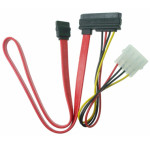 Crimping SATA 22Pin Cable
