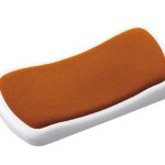 360 ° WRIST REST SLIDER - YELLOW