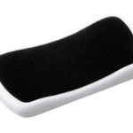 360 ° WRIST REST SLIDER - BLACK
