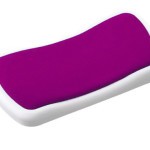 360 ° WRIST REST SLIDER - PURPLE