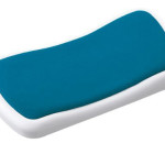 360 ° WRIST REST SLIDER - BLUE