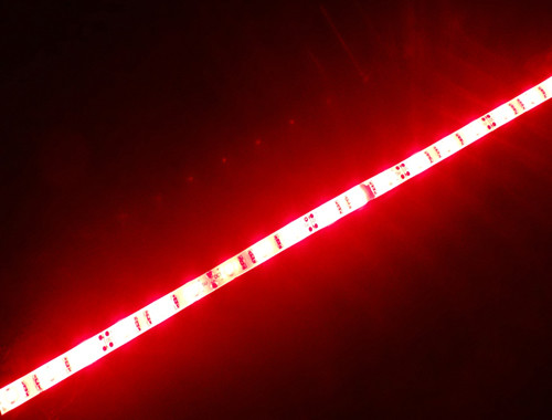 Usb Ed 18 Count Led Strip Red Akust